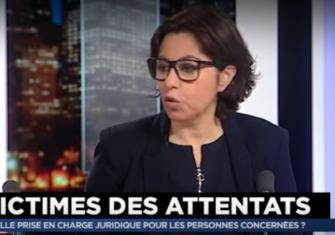 Interview de Maître Rouas-Elbazis sur LCI à propos de l'indemnisation des victimes des actes terroristes.