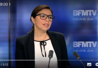 Interview de Maître Florence Rouas-Elbazis sur BFM sur le mandat d'arrêt européen