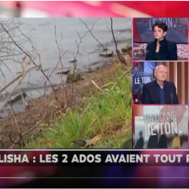Maître Florence ROUAS sur LCI à propos de  l'affaire ALISHA, une collégienne tuée à Argenteuil