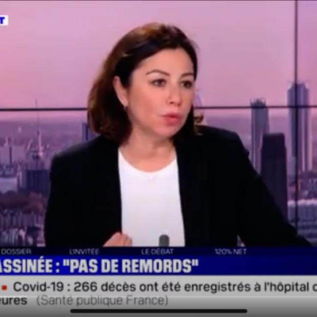 Sur le Plateau De Olivier Marschall sur BFM TV  le 10 mars 2021